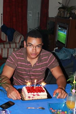 Les 19 ans d'Amaury