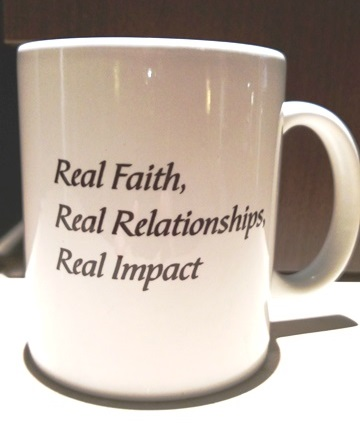 Real Faith, Real Relationships, Real Impact