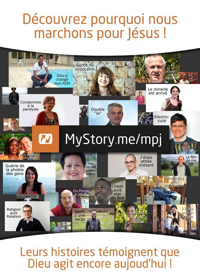 MyStory - Marche Pour Jésus